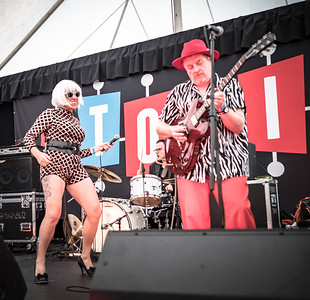 Sister Suzie & The Right Band, Atomic Festival 2019