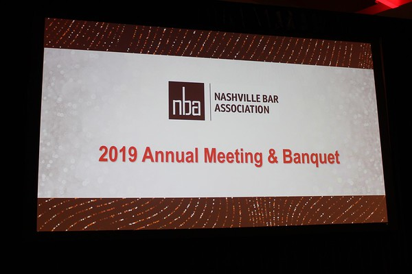 12-5-19 | Annual Meeting & Banquet @ Music City Center