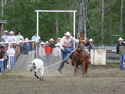 Calf Roping Section 4