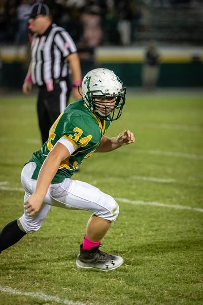2018-10-12 Hickory v Great Bridge Varsity Football