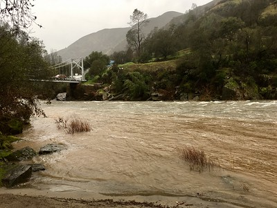 The Merced River near Briceburg and North of Atwater