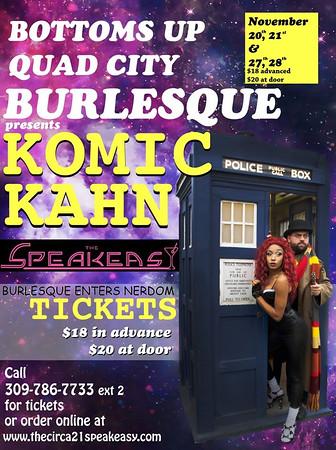 Komic Kahn (11-21-15)
