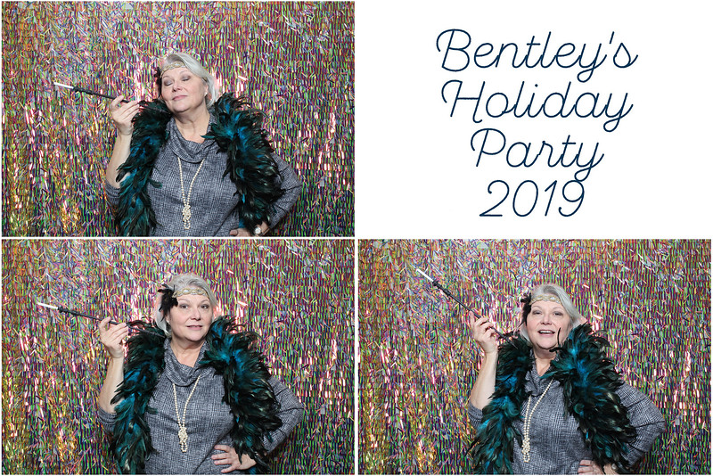 Bentley Holiday Party 2019