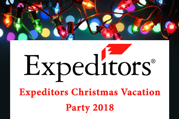 Expeditors Holiday Party