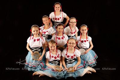 Ballet 1B Mondays