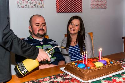 Trenton & Shayla Birthday