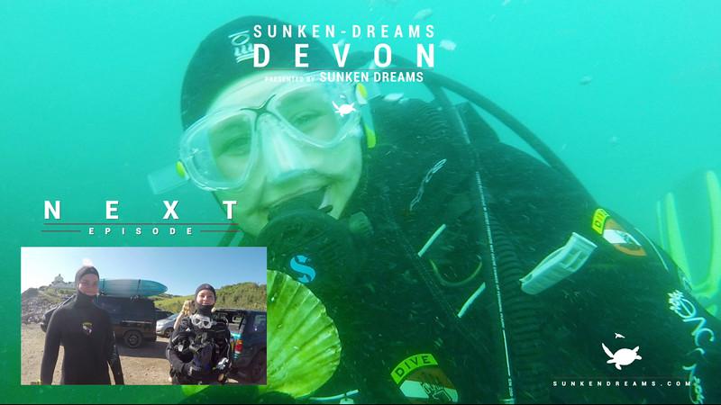 SDSDA Ex31 Devon Episode 1- North Hallsands - Underwater Navigation