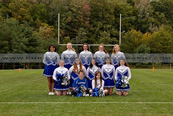 NPHS Cheerleaders
