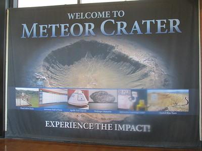 Arizona Aug 16 Meteor Crater