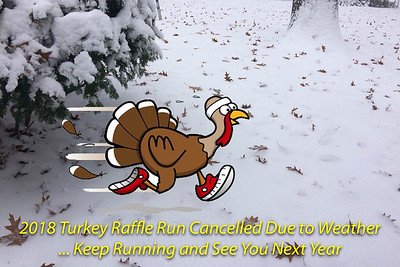 Turkey Raffle Run