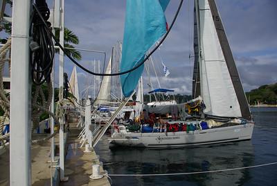 Vanuatu / New Caledonia sailing trip