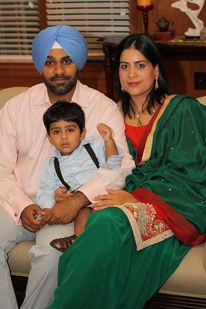 Singh Family Photos