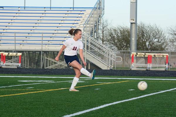 Varsity Girls Soccer vs Gretna