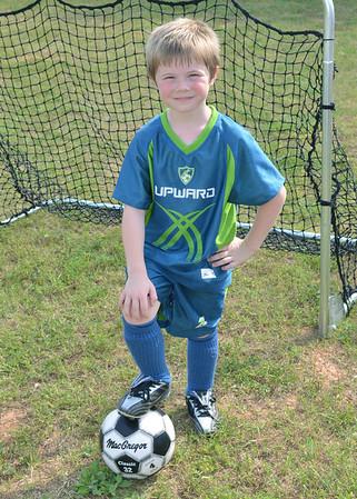 Upward soccer spring 2012