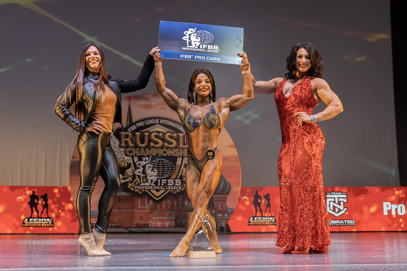Women's Physique Overall