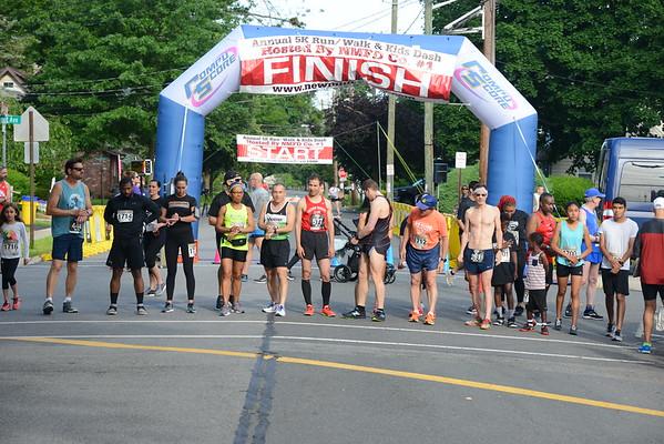 1 Mile Race