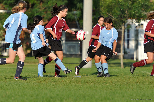 Cataraqui Clippers Soccer 2010