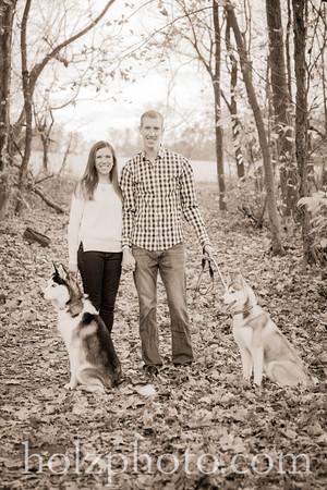 Christine, Mark & Dogs