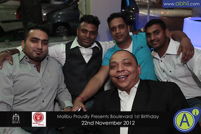 BLVD - 22nd November 2012