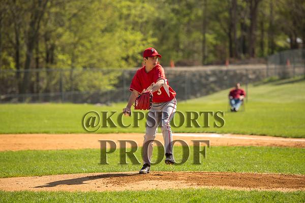 Red Hook Varsity and JV Baseball 2017