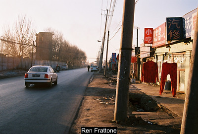 Beijing, Shenyang and Dalian China '07-'08