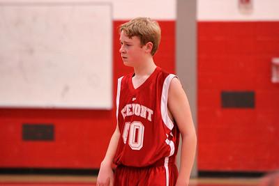 Boys 8b Basketball - 2010-2011 - 12/15/2010 Fruitport