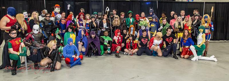 NJ Comic Expo 2016 DC Shoot (Sat)