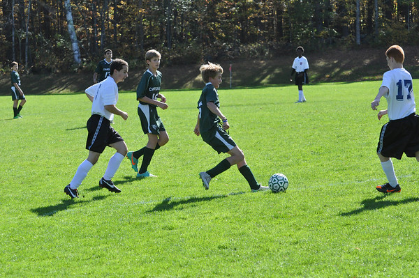 10.9.13 Varsity and JV Soccer