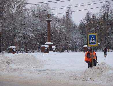 2016-11-13, November snowfall in Rzhev
