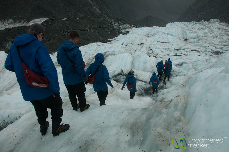 Franz Josef Glacier Trekking - South Island, New Zealand