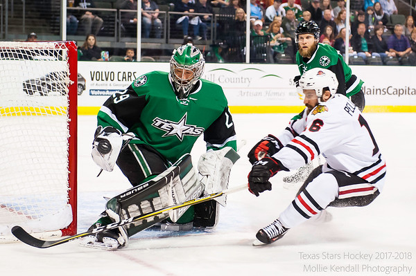 05-20-18 Texas Stars vs Rockford Icehogs - Playoff Round 3, Game  2