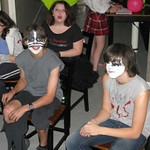 Spectrum Teen Center, Halloween