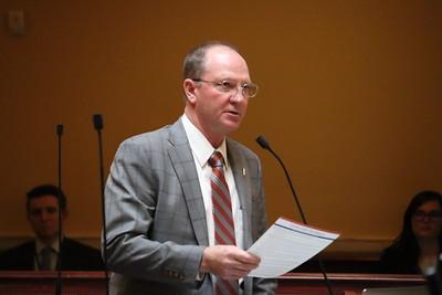Senator Scott Sandall