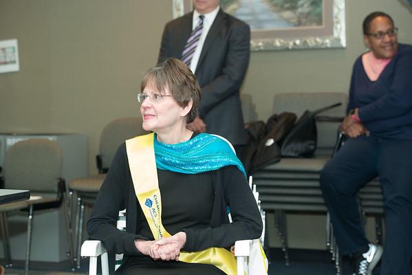Nancy Blount Retirement