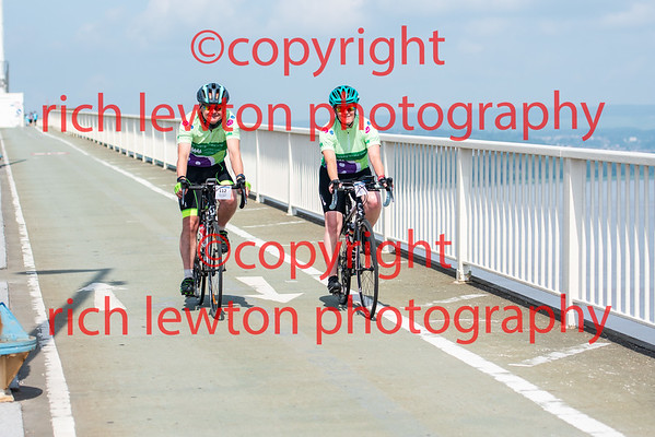 Severn Bridge Sportive - 3.6.18.