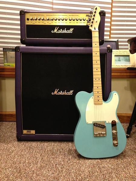 MJR Guitars