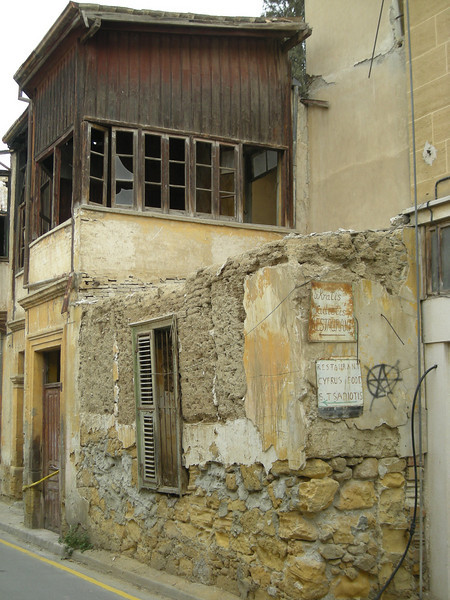 decaying charms of Nicosia