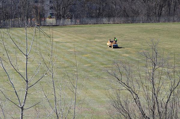 Willow Park field work - 040621