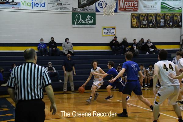Boys Basketball vs Rockford