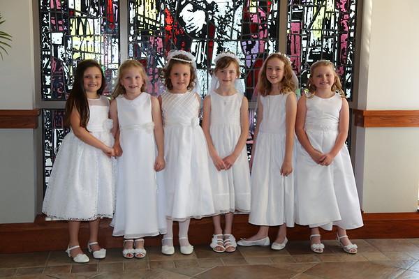 2016 First Communion, Class of 2022