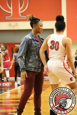2018-19 Women's Basketball vs. Florida Southern