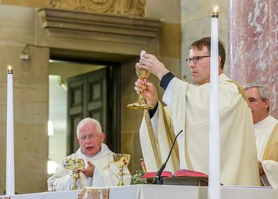 First Mass - Fr. James Sullivan