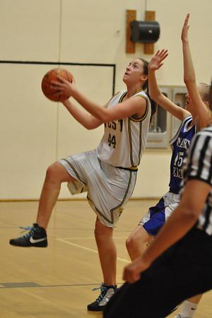 McNary vs. West Albany Freshman Girls Basketball