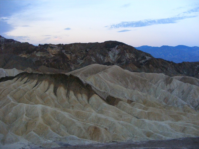 Death Valley Travel