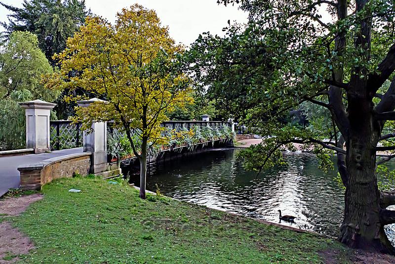 Clarence Bridge, Regent's Park