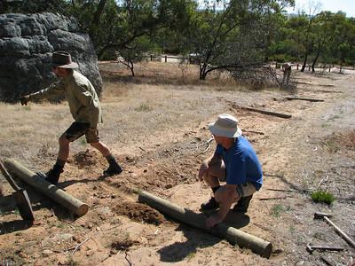 ARAPILES -Bushrangers Bluff and Pharos Gully Tourist Track