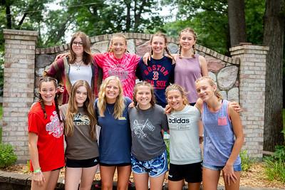 Senior High // Cabin Photos