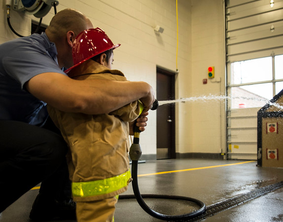 East Dundee Fire Protection District Open House - Oct. 4, 2014