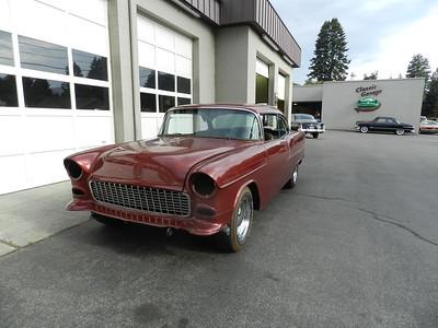 1955 Chevrolet Bel Air - Kevin Fairchild