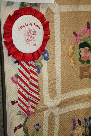 Fall quilt show